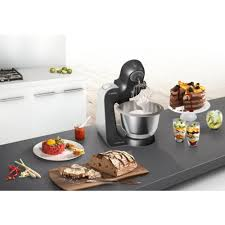 de cuisine bosch mum5 bosch de cuisine mum5 chrome incl 9 accessoires mum59