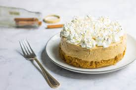 Pumpkin Cheesecake Gingersnap Crust Food Network by French Pumpkin Cheesecake Mon Petit Four
