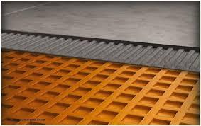 Schluter Tile Trim Uk by Schluter Ditra Tile Underlayment Tiles Home Design Inspiration