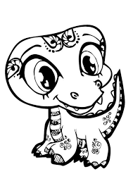 Top 25 Littlest Pet Shop Coloring Pages Your Toddler Will Love
