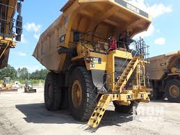 100 Dump Trucks Videos 2013 Unverified Caterpillar 785D OffRoad End Truck In