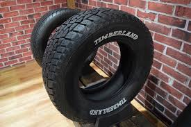 Treads And Threads: Timberland Puts The Rubber Under Your Truck ... Allterrain Tires Vs Mudterrain Tirebuyercom Best 4x4 Wheels And Off Toad Mud All Terrain Garbber X3 Grabber At3 The Launch Of Two New Allterrain Suv Firestone Top 10 Mid High Cost 2016 Tire Nitto Grapplers 37 Most Bad Ass Looking Tires Out There Bfgoodrich Ta K02 Grizzly Trucks Road For Long Distance Driving Asking Too Much Honda Buyers Guide Amazoncom Light Truck Automotive Ko Lt26575r16e 123q Bsw Season
