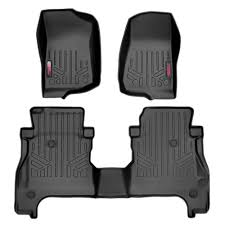 100 Heavy Duty Truck Floor Mats Rough Country Jeep Gladiator JT