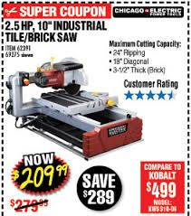 Kobalt Tile Cutter Instructions by 100 Tile Cutter Harbor Freight Power Tools Archives Page 3