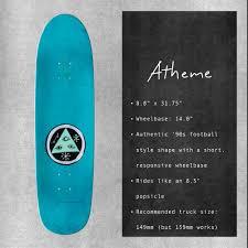 Shape Guide — Welcome Skateboards