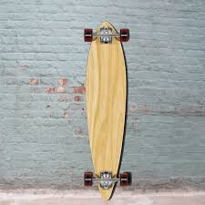 Pintail Longboard Deck Template by Blank Longboard Deck