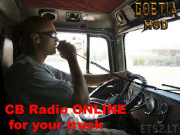 CB Radio ONLINE For Your Truck   ETS 2 Mods Summit 116 4wd Rtr Truck Rock N Roll Wtq Radio Led Lights Tamiya 112 Lunch Box Off Road Van Kit Towerhobbiescom What Do You Use Your Cb Radio For Ford Enthusiasts Forums 32015 Ram Removal Youtube Classic Car Audio Lovers Updated Kenworth Navhd Issue Radiogps Advisable Blog 2way Radios Trucks Field Test Journal Kenwood Kdc 118 Semi Truck Panasonic Cqrxbt490u Semi Raoddity Db25 Dual Band Quad Standby Mini Mobile Truckhome Commercialboats Marine Sallite Antenna Blonde Woman Driver Talking On Her Stock Photo Image