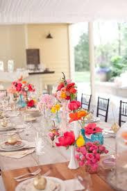 Spring Wedding Table Centerpiece Ideas