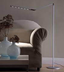 Cedric Hartman Table Lamps by Stylish Reading Floor Lamps Pair Of Chrome Cedric Hartman Swivel