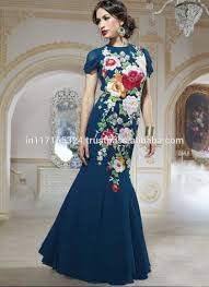 gown ladies long evening party wear buy gown ladies long evening
