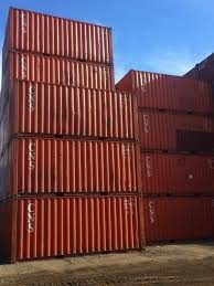 100 Shipping Containers California Long Beach CA Archives TSI