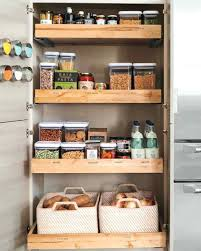 Corner Pantry Cabinet Dimensions by Closets 35 Clever Ideas To Help Organize Your Kitchen Pantry Diy