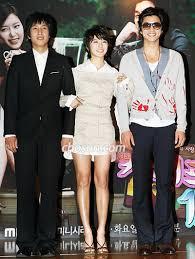 Yoon Eun Hye Gong Yoo And Lee Sun Gyun At Coffee Prince Press