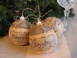 Make Rustic Christmas Tree Balls Crafthubs OyOWcD9W
