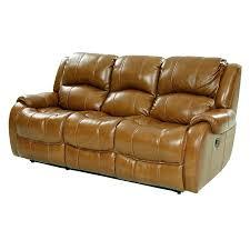 Coffee Bean Brown Leather Power Reclining Sofa U0026 Lovesea