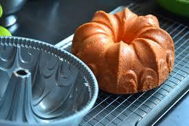 Nordic Ware Pumpkin Cake Pan Recipe by Bright Orange Bundt Cake The Sugary Shrink