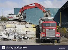 Scrap Metal Dump Truck Stock Photos & Scrap Metal Dump Truck Stock ...