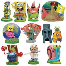 Spongebob Fish Tank Decor Set by Fish Tank Decorations Spongebob Recap America S Family Pet Expo