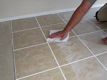 Ceramic Tile Haze Remover by How To Remove Grout Renew Colorant From Tiles And Grout
