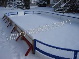 Product Categories Ice Rink Kits