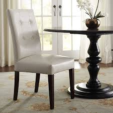 Pier 1 Dining Chairs by Mason Pure White Dining Chair Pier 1 Imports