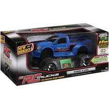 New Bright 1:15 R/C Full-Function 6.4V Ford F-350 Remote Control ... 10 Best Remote Control Cars For Kids In 2018 A Popular Gifting Toy Amazoncom New Bright 61030g 96v Monster Jam Grave Digger Rc Car 112 Scale 24ghz Truck Electric Off Traxxas 110 Slash 2 Wheel Drive Readytorun Model Stadium Volcano S30 Scale Nitro Wl Toys Terminator 24ghz Super Fast 45 Mph Affordable Jlb Cheetah Full Review Jual Mobil Remot Control Offroadrc Driftrc Truckmainan Anak Traxxas Remote Control Truck Stampede Redblk Tq Piranha Digital Fy002 Pickup 116 Climbing 2017 1520 Rc 6ch 1 14 Trucks Metal Bulldozer Charging Rtr Llfunction Colorado Red Walmartcom
