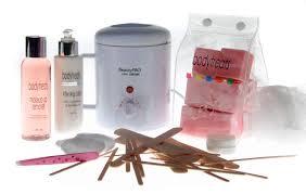 Facial Waxing Kit Bodytreats provides natural Australian made