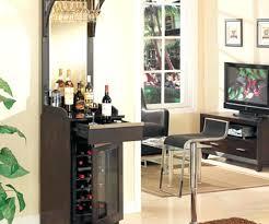 Living Room Mini Bar Furniture Design Perfect Corner