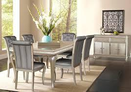 hefner platinum 5 pc dining room badcock home furniture more