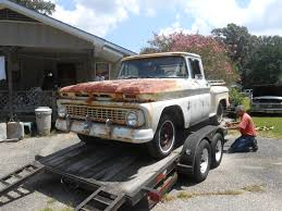 1963 Chevrolet Stepside Pickup - Poor Mans Restoration