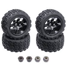 New 4pcs/Lot Rubber RC Truck Tires & Wheel Rims Hex 12mm For EP 1/10 ... Volcanoepx Monster Truck Redcat Racing Volcano Epx 110 Electric 4wd By Rervolcanoep Gas 1 Nitro Rc Buggy Rtr 4wd 10 5 Scale Baja Hpi Car 2 New To Rc Cars Aftermarket Parts Rcu Forums Pro Brushless Cars Hobby Toys 112 24g Vehicles Rock Climbing Redcat Racing Volcano Blue W White Xp4 Rtr Model Sports All Radiosmotorsengines And Esc 4pcs Tires Wheels Hex12mm For Off Road Hsp