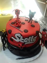 gâteau miraculous ladybug geburtstag kuchen
