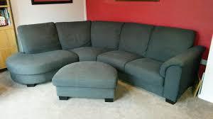 Ikea Tidafors Sofa Bed by Ikea Tidafors U0027l U0027 Shaped Sofa And Footstool In Nantwich