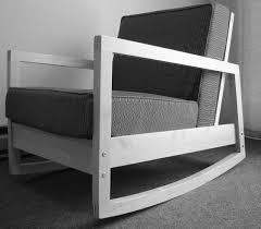 Ikea Rocking Chair Nursery by Manic Maker Ikea Rocker Mod