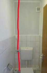 wasserleitung wo kann ich bohren handwerk rohr