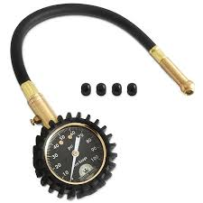 Amazon.com: Motor Luxe Tire Pressure Gauge 100 PSI - Accurate ... Tire Pssure Monitoring System Car Tpms With 6 Pcs External Inflator Dial Gauge Air Compressor For Digital Psi Measurement Automotive Truck Contipssurecheck A New From Rhino Usa Heavy Duty 0100 Certified Meritorpsi Automatic Tire Inflation System Helps Fuel Economy Amazoncom Gauges Wheel Tools Gauge4 In 1 Portable Lcd Tyre 0200 U901 Auto Wireless Radio Tpms Valve Cap Pssure Is Important