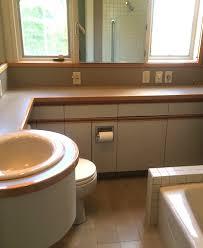 my minimalist bathroom makeover