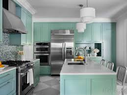 Teal Green Kitchen Cabinets by Kitchen Splendid Cool Color Scheme For Kitchen Cabinets Kitchen