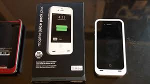 Review Mophie Juice Pack Plus iPhone Case