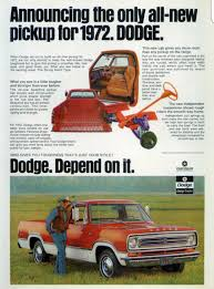 1972 Dodge Pick-Up | Διαφημίσεις Αμερικάνικων αυτοκινήτων ... This Automaker Says Electric Pickup Trucks Arent Happening Yet Rember How Ram And Chevy Were Going To Follow Fords Alinum Lead Custom Hand Built All Wooden Truck Bed Made From Recycled Barn Toyota Hilux Pickup Review Carbuyer Every Fullsize Truck Ranked Worst Best Nissan Navara Fullsize Pickups A Roundup Of The Latest News On Five 2019 Models The 16 Craziest Coolest 2017 Sema Show Chevrolet Silverado Wikipedia Hybrid F150 Will Use Portable Power As A Selling Point Pin By Easy Wood Projects Digital Information Blog Pinterest Fiat Fullback