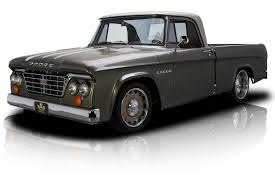 100 Dodge Pickup Trucks For Sale 135794 1965 D100 RK Motors Classic Cars For