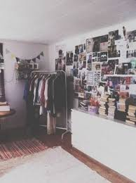 Home Accessory Clothes Rack Tumblr Room