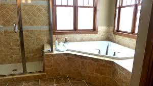 Simple Bathroom Designs With Tub by Bathroom Designs With Corner Tubs Best House Design Ideas