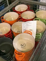 le creuset pots prices a visit to the le creuset factory david lebovitz