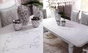 wohnzimmer esszimmer casa prestige beige holzfurnier komp 4