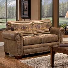 Amazon American Furniture Classics Wild Horses Love Seat