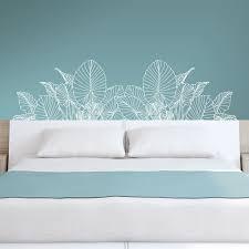 vinyl schlafzimmer kopfteil für die wand