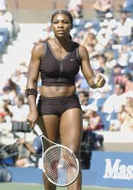 Serena Williams 2004 US Open