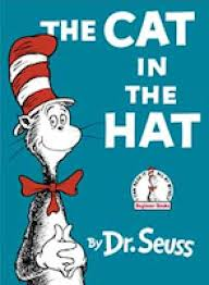 Kiddo39S Best Friend Cat In The Hat Coloring Pages