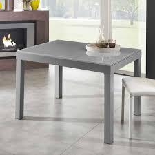esszimmertisch in grau florian ausziehbar 120cm auf 350cm